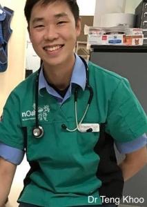 Dr Teng nOah vets